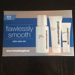 Dermalogica flawlessly smooth skincare set